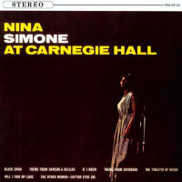 Nina Simone At Carnegie Hall