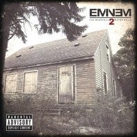 The Marshall Mathers LP 2. CD1.