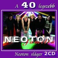 A 40 Legszebb Neoton Slager (СD 2)