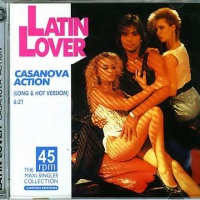 Casanova Action (The Maxi-Singles Collection)