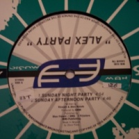 Saturday Night Party (Maxi-Vinyl