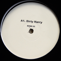 Dirty Harry (KONGO3) Vinyl