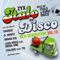 ZYX Italo Disco New Generation Vol. 10