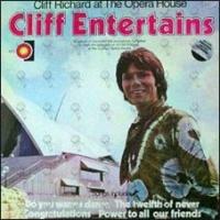 Cliff Entertains