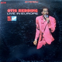 Otis Redding Live In Europe