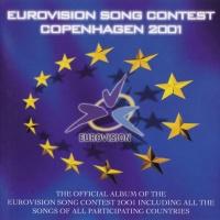 Eurovision Song Contest Copenhagen 2001