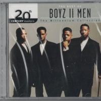 The Best Of Boyz II Men