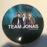 Team Jonas Brothers Official Fan Club Gift Set 2010-2011