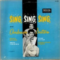 Ladies sing the Swing