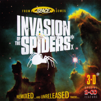 Invasion Of The Spiders [Cd1]