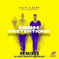 High Pretentions (Remixes) - EP