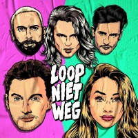 Loop Niet Weg - Single