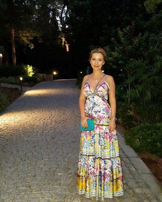 Ольга Орлова развеяла слухи о беременности