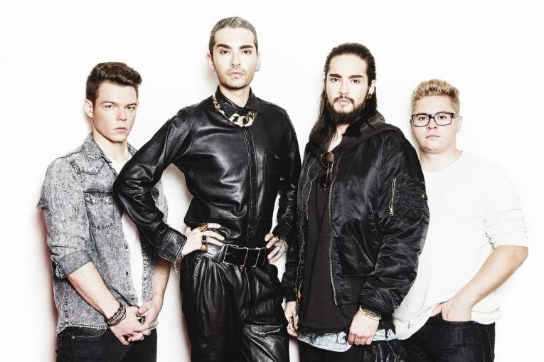 Tokio Hotel отправляются в мировое турне