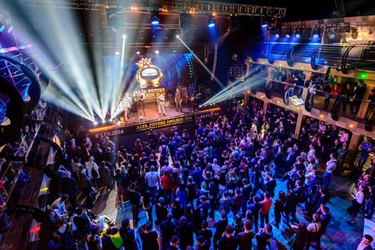 Стали известны победители премии Alfa Future Awards 2016
