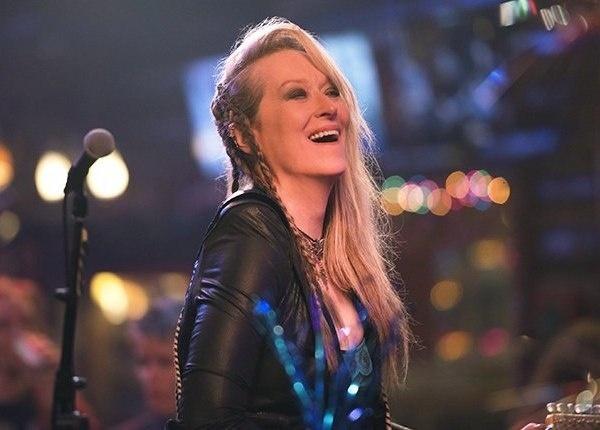 Мерил Стрип сыграла рок-певицу