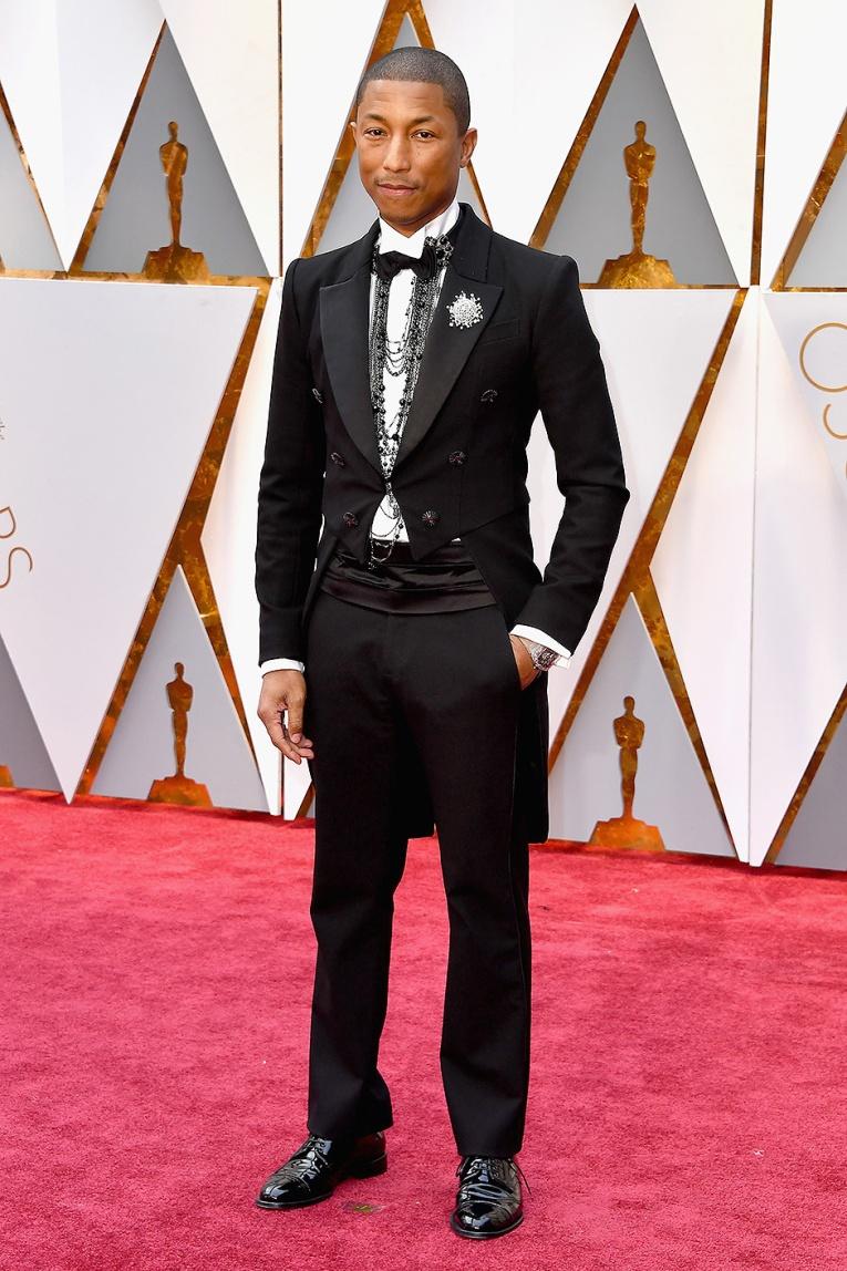«Оскар» 2017: красная дорожка