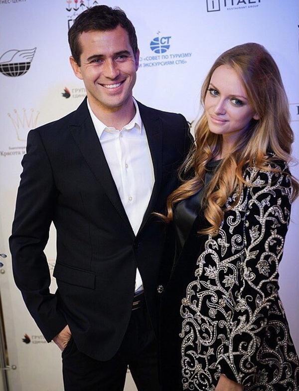 Александр и Милана Кержаковы стали родителями