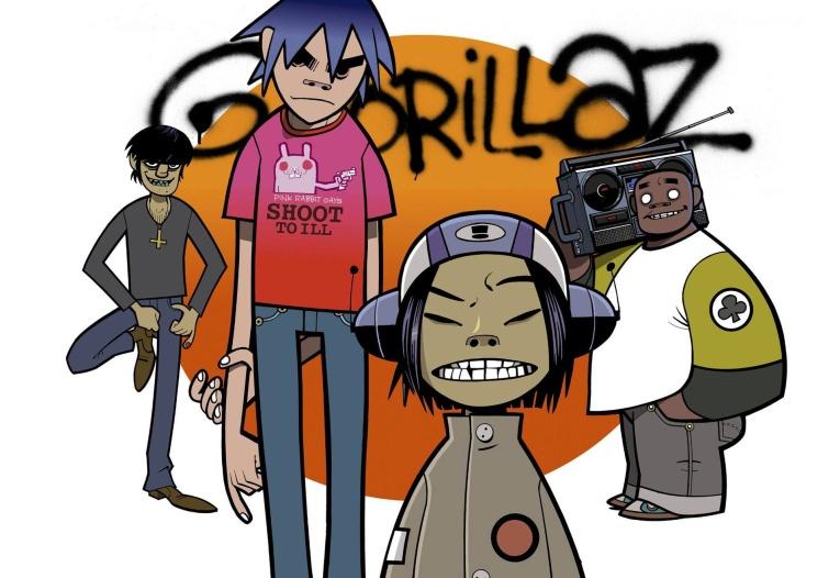 В сети набирает популярность новый клип Gorillaz