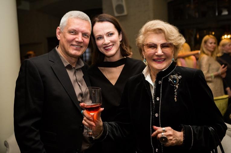 В Москве прошла  Hollywood Party с участием голливудских продюсеров