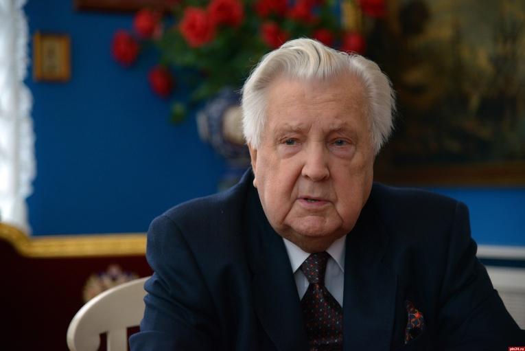 Не стало известного художника Ильи Глазунова