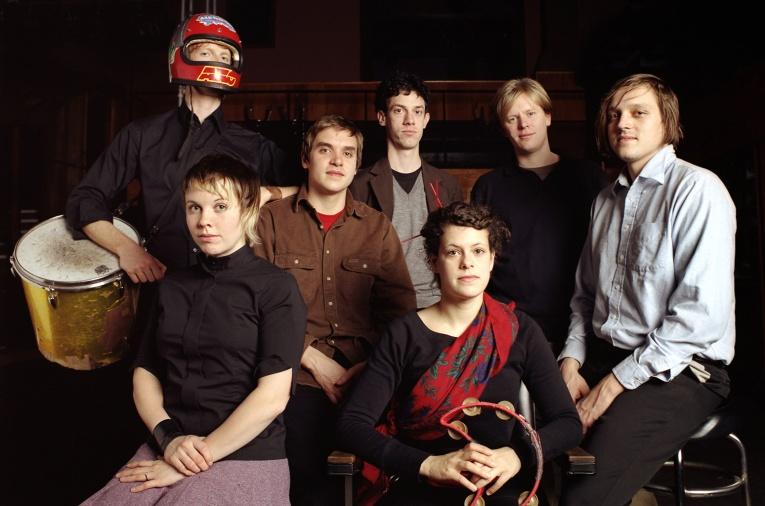 Arcade Fire опубликовали новый клип на трек «Electric Blue»