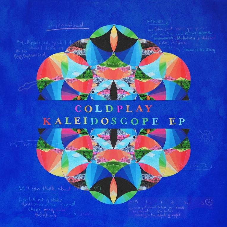 Группа Coldplay порадовала поклонников выходом  мини-альбома