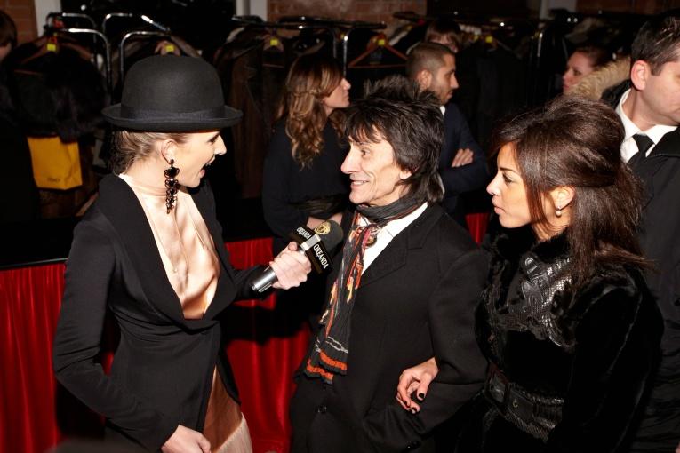 Гитарист The Rolling Stones Ронни Вуд борется с раком легким