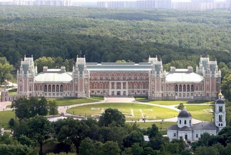 Большой Екатерининский бал в Царицыно