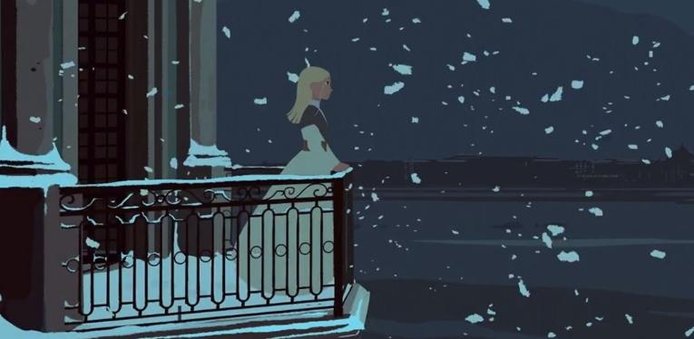 """""""Далеко на Север"""": французский мультфильм о русской душе"""