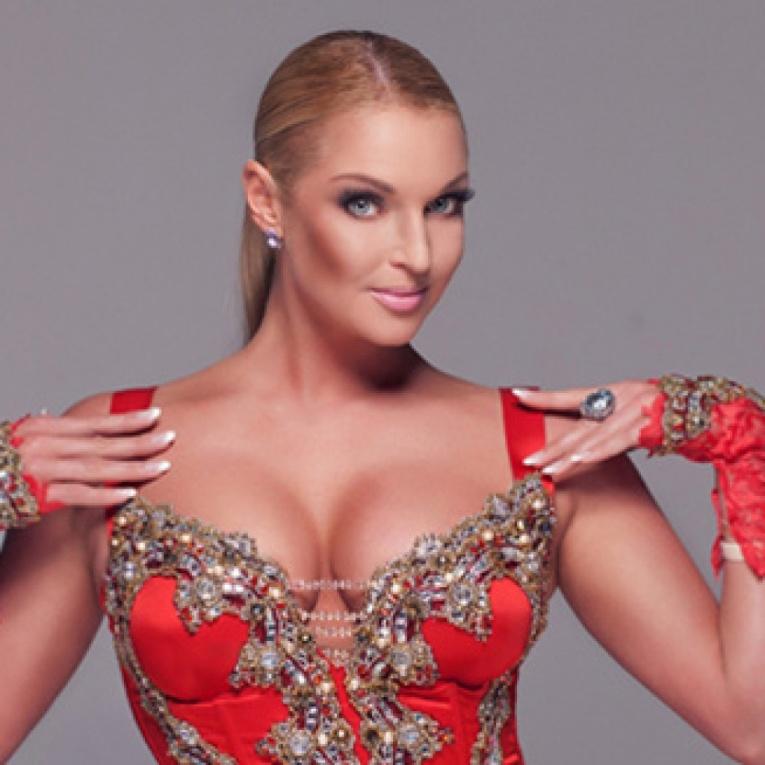 Дочь Анастасии Волочковой дебютировала в роли модели