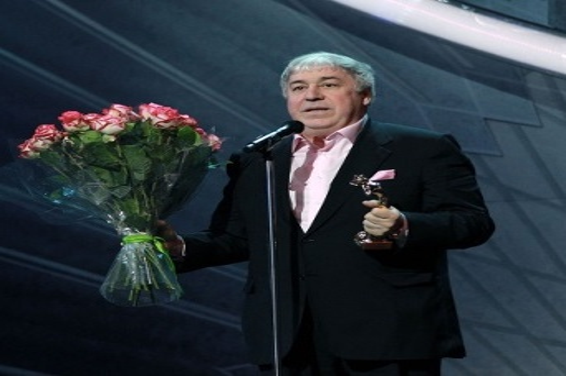 Михаил Гуцериев победил в номинации «Поэт года»