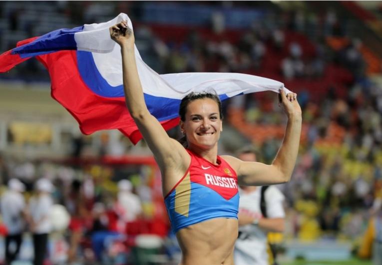 Гоша Куценко поздравил Елену Исинбаеву с рождением ребенка
