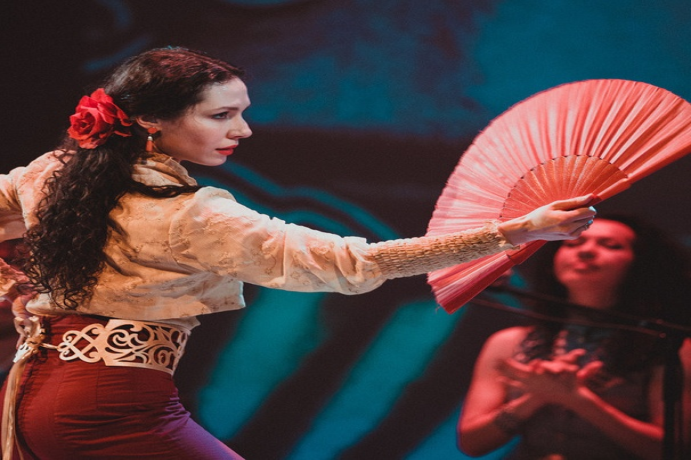 Страсти по Испании: вечер жаркого фламенко