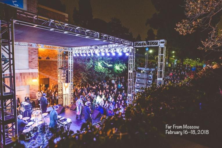 В Лос-Анджелесе пройдет фестиваль Far From Moscow