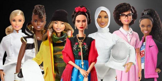 Фрида Кало, Эшли Грэм и другие яркие женщины стали новыми куклами Barbie