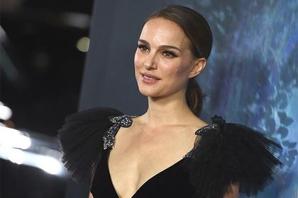 Натали Портман сорвала церемонию вручения престижной премии