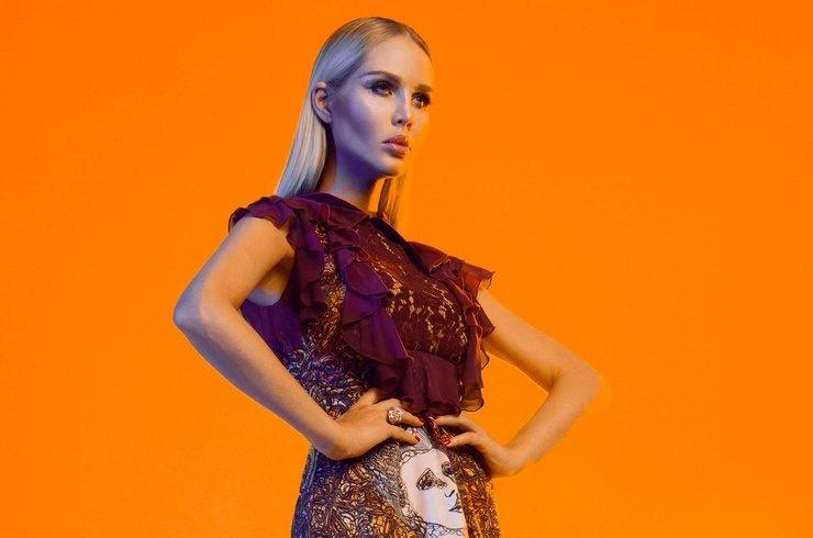 Мария Погребняк презентовала новую коллекцию собственного бренда