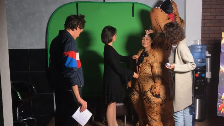 Анита Цой рассказала, почему снялась в «Ибице»