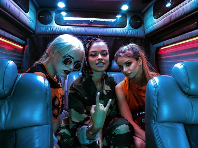 Sabi Miss представляет совместный трек TMG Gang