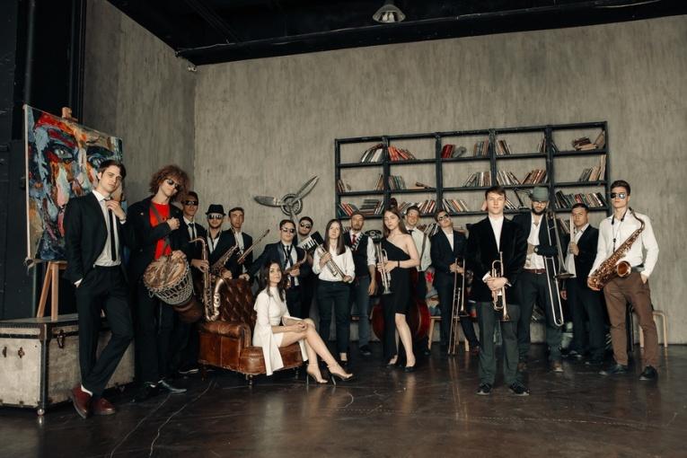 Концерт MoSKA-Jazz Orchestra