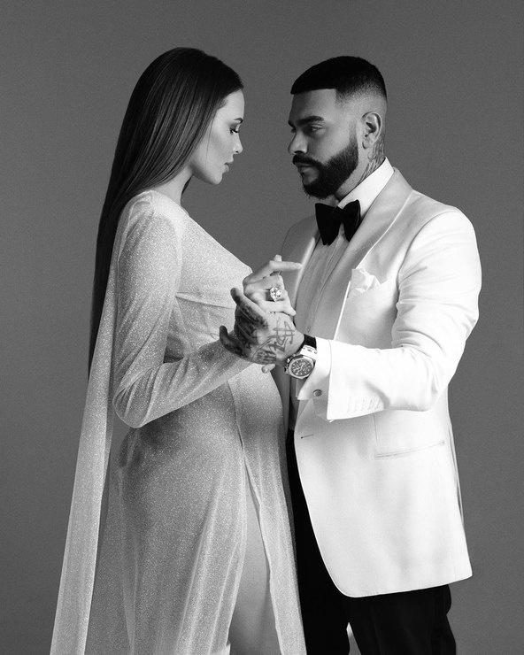Анастасия Решетова была рада раскрыть секрет о беременности