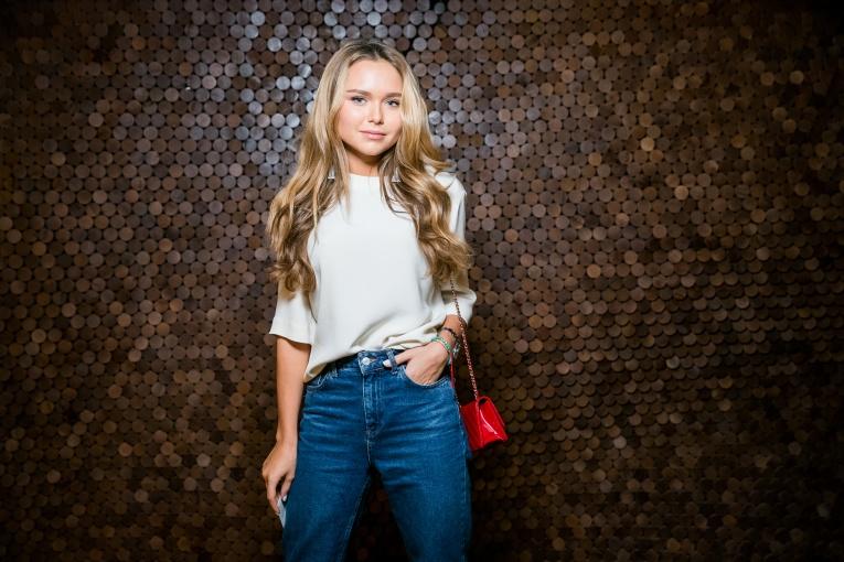 Стеша Маликова рассказала, как изменились отношения в семье после рождения брата
