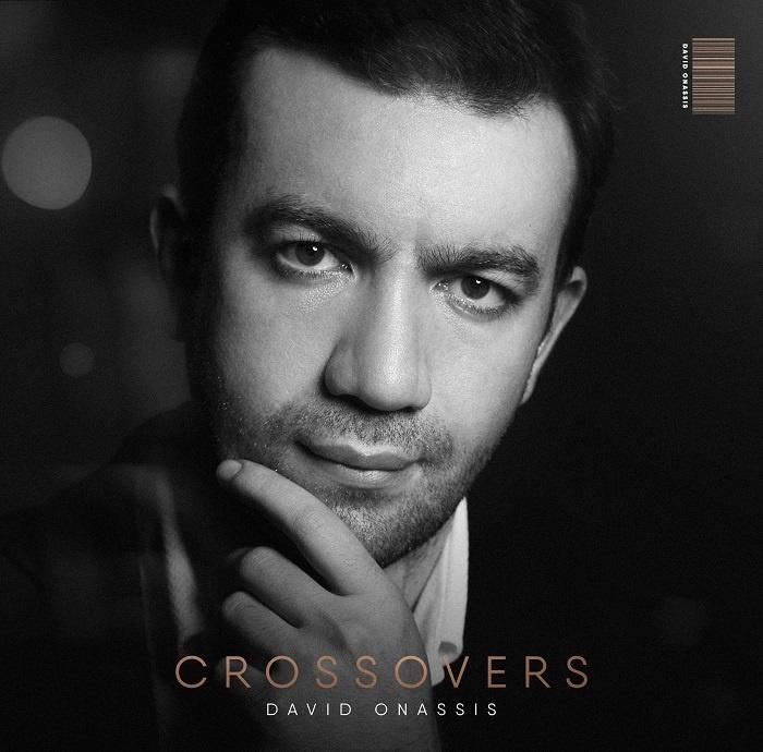 Давид Онассис представил дебютный сольный альбом CROSSOVERS