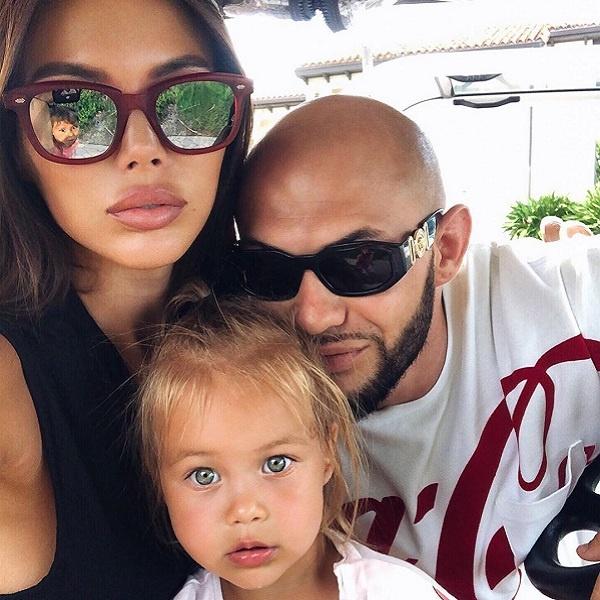 Оксана Самойлова и Джиган отменили праздник дочери из-за урагана