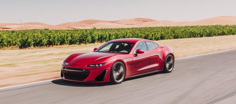 В мире появился новый электрокар, способный затмить Tesla