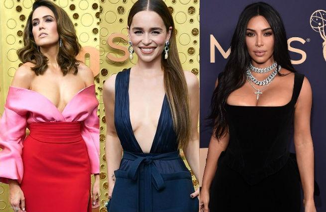 Лучшие образы на церемонии вручения премии «Эмми» в 2019 году