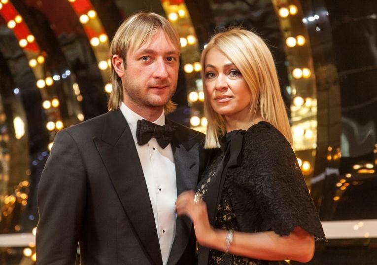 Яна Рудковская объявила о расставании с Евгением Плющенко