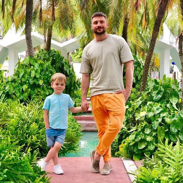Кем планирует стать сын Сергея Лазарева?