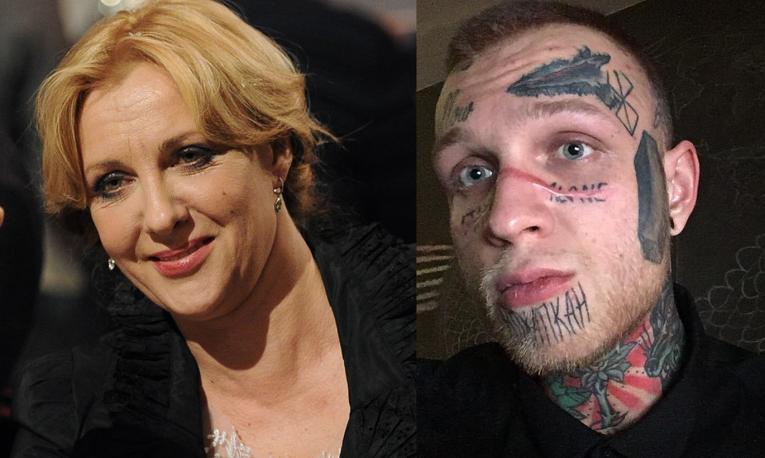 Сына Елены Яковлевой избили из-за удаления татуировок на лице